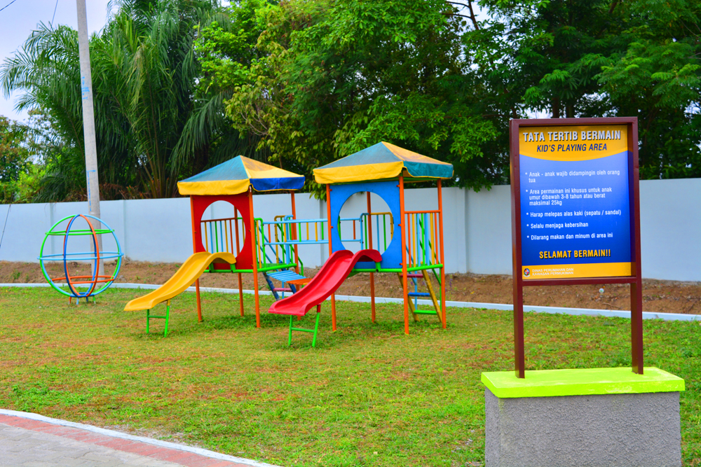 Play Ground PPUD Deli Serdang